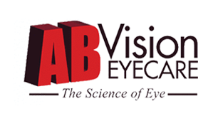 AB Vision Eye Care Logo